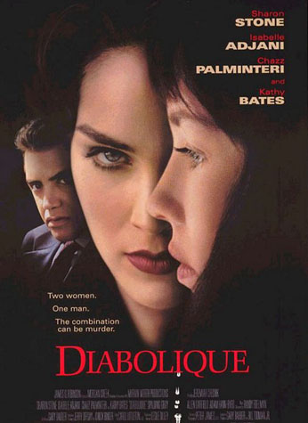 Diabolique movie poster